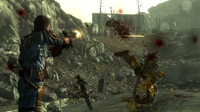 Fallout 3 (Foto: Divulgação/Bethesda) (Foto: Fallout 3 (Foto: Divulgação/Bethesda))