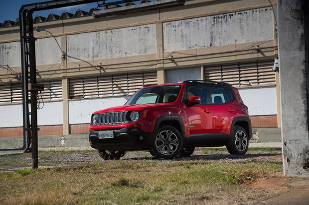 Jeep Renegade (Foto:  )
