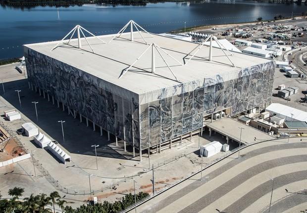 Estádio Aquático Olímpico (Foto: Renato Sette Camara)