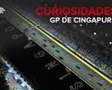 """""""Crashgate"""", 1600 refletores e 1º GP noturno: Cingapura na F1 em números"""