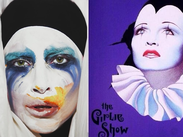 Lady Gaga e Madonna (Foto: Reprodução / Internet)