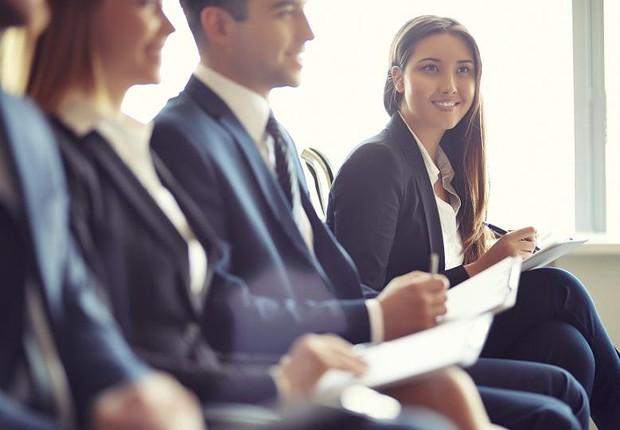 Alunos de áreas voltadas aos negócios têm o MBA como opção de graduação (Foto: Think Stock)