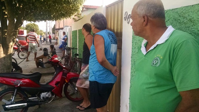Casa de Bruno Rangel (Foto: Cleber Rodrigues/ Inter TV RJ)