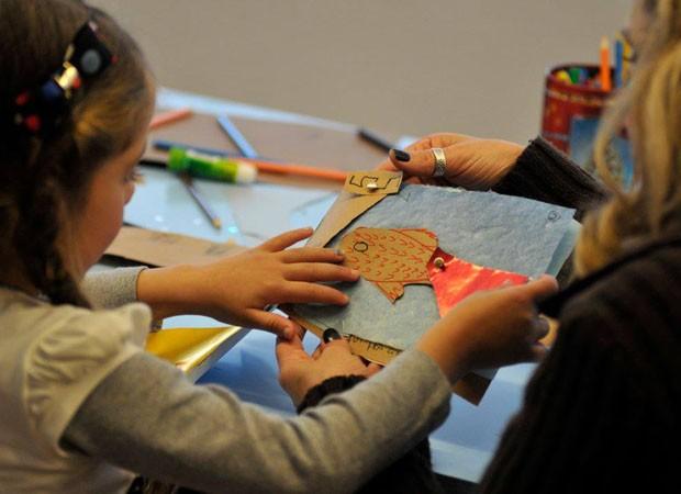 Toda a família pode soltar a imaginação e fazer o próprio livro (Foto: Divulgação)
