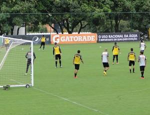 Treino do Atlético-MG (Foto: Fernando Martins)