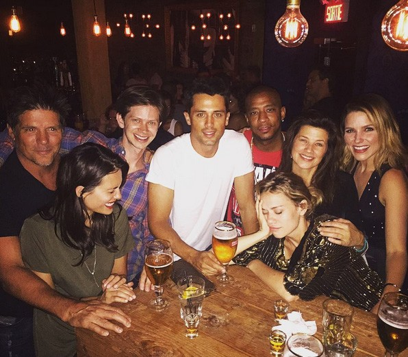 Elenco de 'One Tree Hill' (Foto: Instagram)