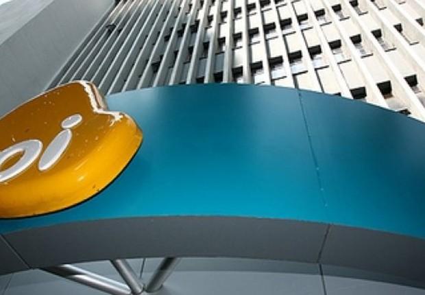 Fachada da sede da operadora Oi , no Rio de Janeiro (Foto: Reprodução/Facebook)