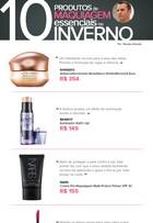 Maquiador lista os produtos de maquiagem essenciais para o inverno