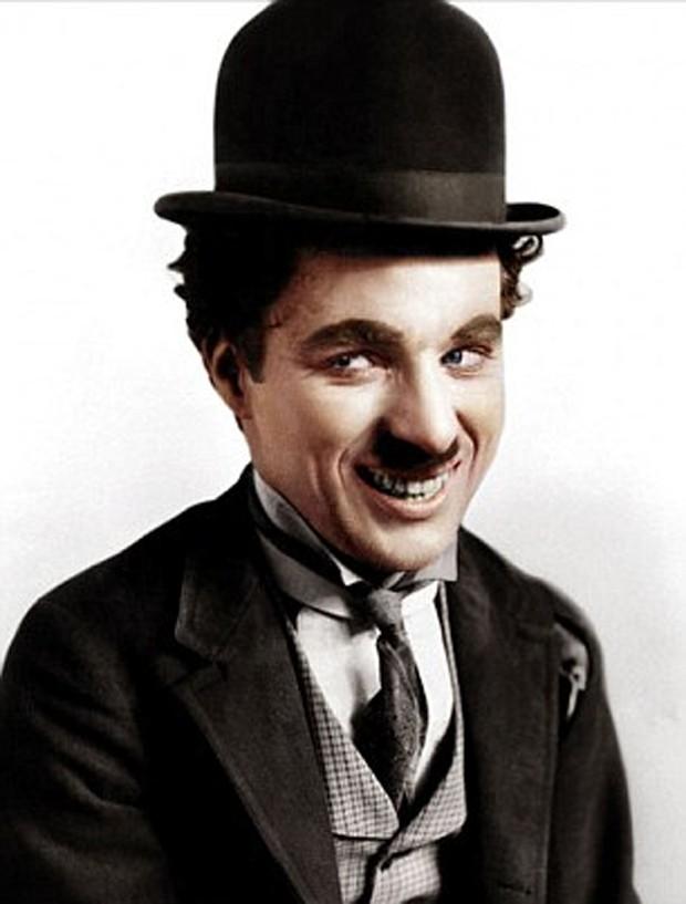 Charlie Chaplin (Foto: Reprodução)