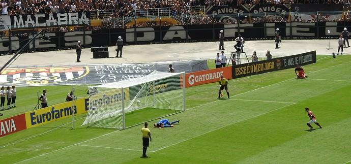 Patrick, Flamengo (Foto: Fred Gomes/GloboEsporte.com)