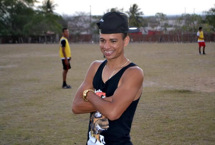 RN - Erivélton ABC (Foto: Jocaff Souza/GloboEsporte.com)