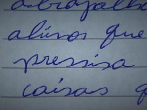 Erros cometido por alunos destacam a necessidade de atenção (Foto: Reprodução/TV Gazeta)