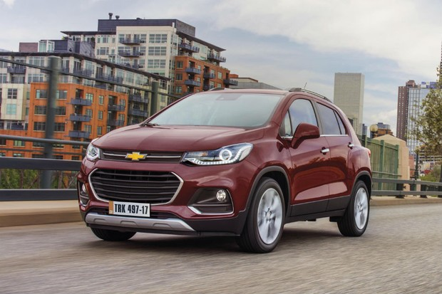 Novo Chevrolet Tracker 2017 (Foto: Divulgação)