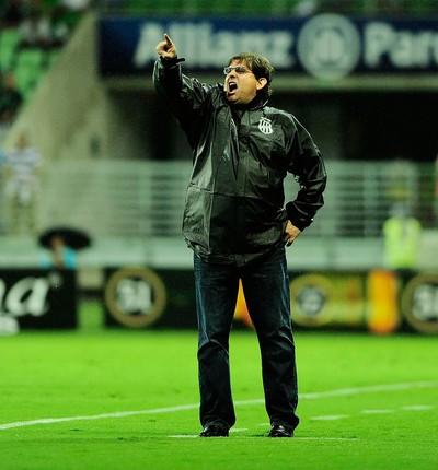Guto Ferreira Ponte Preta x Palmeiras (Foto: Marcos Ribolli)