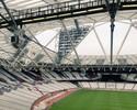 West Ham divulga foto da sua nova casa, que será caldeirão na Liga Europa