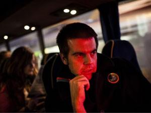 Petr Sourek. diretor da Corrupt Tour (Foto: Divulgação/Corrupt Tour)