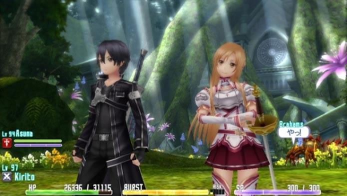 Sword Art Online: Hollow Fragment (Foto: Divulgação)