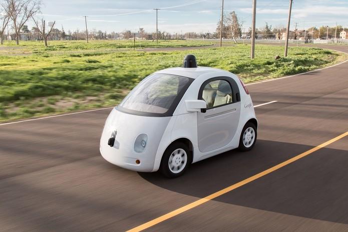 Carros do Google começarão a ser testados no verão americano (Foto: Divulgação/Google)