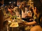 Grupo faz ceia de Natal para moradores de rua em Sorocaba