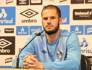 Fred Grêmio (Foto: Eduardo Moura/GloboEsporte.com)