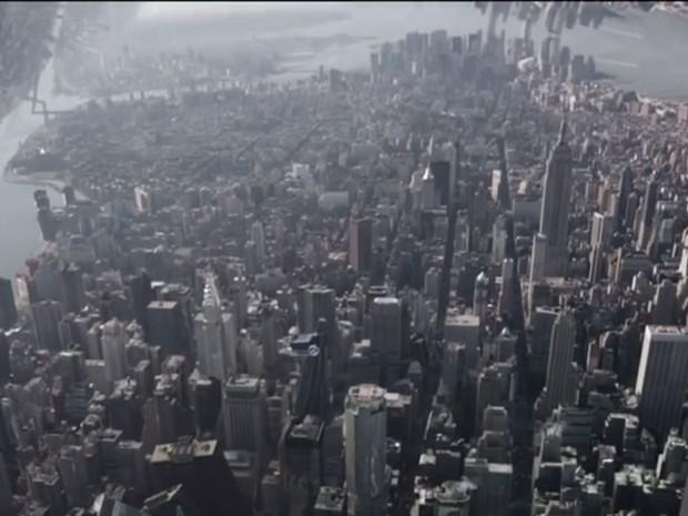 """Cena do filme """"Doutor Estranho"""", que está em cartaz em todos os cinemas (Foto: Reprodução / Divulgação)"""