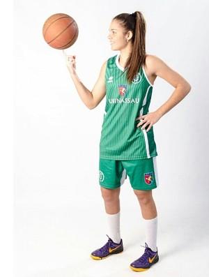 Maryanna , basquete, bolsa atleta (Foto: Robson Neves / Uninassau)