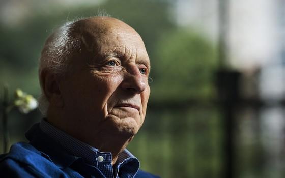 O ex ministro da fazenda Rubens Ricupero (Foto: Alan Marques/Folhapress)