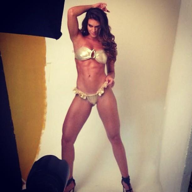 Renata Molinaro (Foto: Reprodução/ Instagram)
