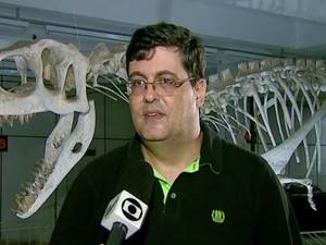 Marcelo Adorna Fernandes, pesquisador da Universidade Federal de São Carlos (UFSCar). (Foto: Paulo Chiari/ EPTV)