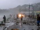 Tempestade Isaac deve chegar ao Haiti com ventos de 100 km/h