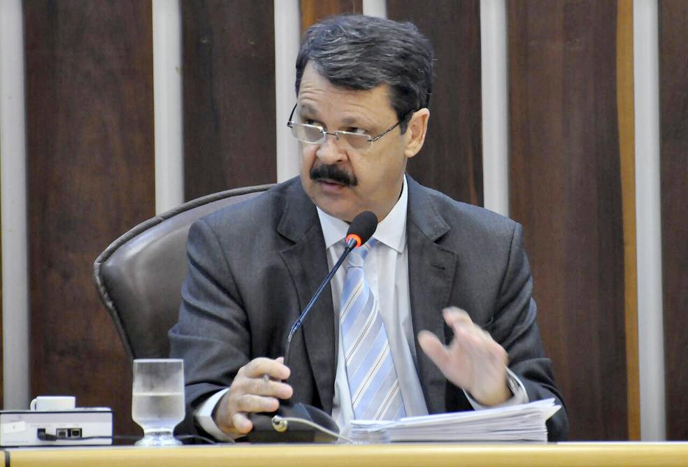 Ricardo Motta é denunciado por desvio de recursos do Idema e da Assembleia Legislativa (Foto: Eduardo Maia/ALRN)