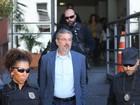 Preso, ex-ministro Antônio Palocci presta depoimento nesta quinta-feira