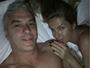 Marido de Ana Hickmann posta foto na cama com apresentadora e se declara
