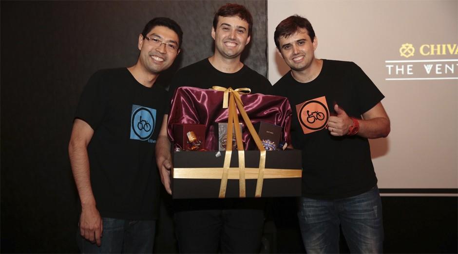 Livre: startups foi campeã da etapa nacional do The Venture (Foto: Divulgação)