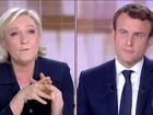 Macron tem 62% das intenções de voto, às vésperas da eleição