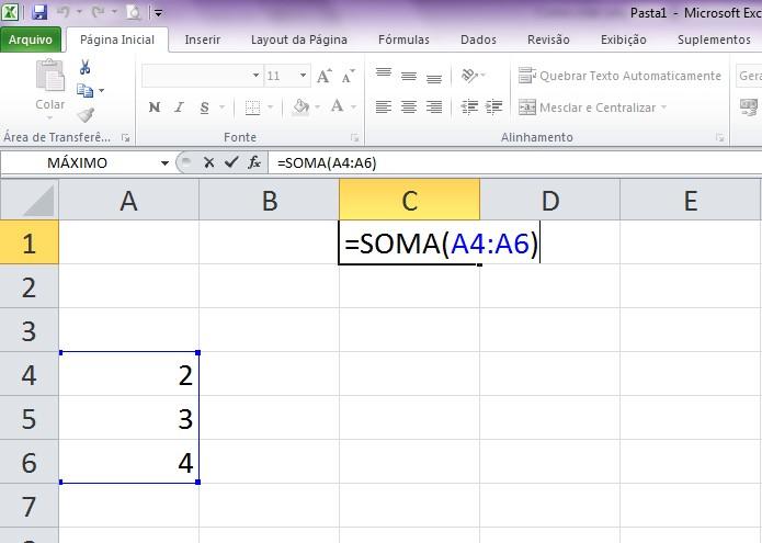 criar formulas10