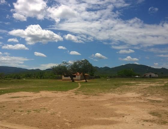 A comunidade Bebedouro (Foto: Expedição Tatu-bola)