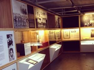 Museu Pelé foi inaugurado em Santos após quatro anos de obras (Foto: Fabio Maradei/Prefeitura de Santos)