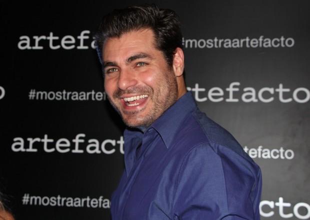 Thiago Lacerda (Foto: Renan Katayama/AgNews)
