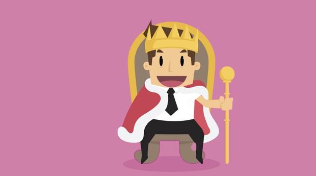 rei-respeito-reputacao (Foto: ThinkStock)