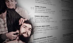 Grande líder: Hugo De León perde barba, mas ganha respeito eterno (arte esporte)