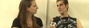 VÍDEO: entrevista com Perry Farrell (Luciano Cury/G1)