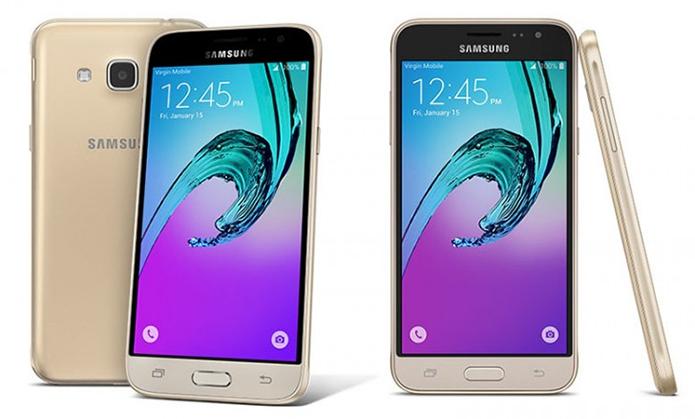 Escolher o Galaxy J3 é conviver com o Android com TouchWIZ da Samsung (Foto: Divulgação/Samsung)