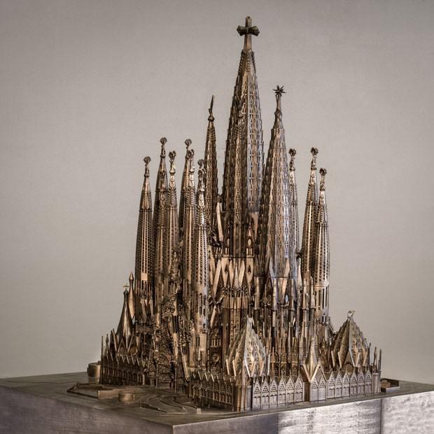 Gaudí ganha exposição em São Paulo (Foto: divulgação)