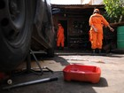 Bombeiros recebem treinamento de combate à dengue no DF