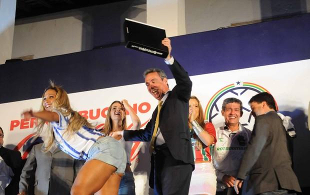 Lançamento Campeonato Pernambucano (Foto: Aldo Carneiro/Pernambuco Press)