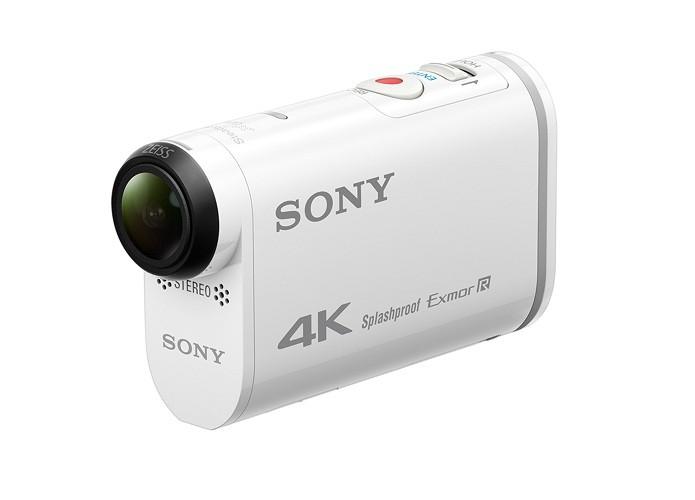 Action Cam da Sony tem corpo a prova dágua (Foto: Divulgação/Sony)