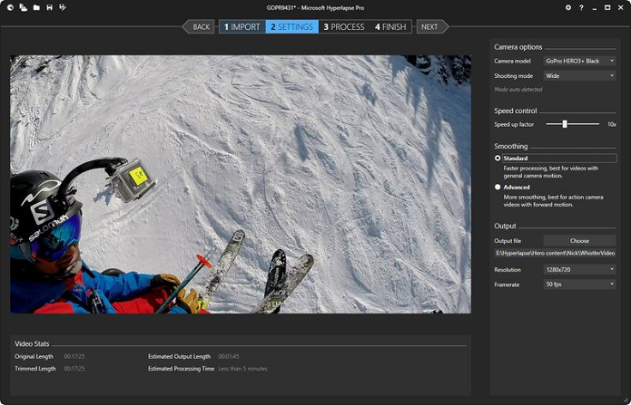 Hyperlapse tem versões mobile e de desktop (Foto: Divulgação/Microsoft)