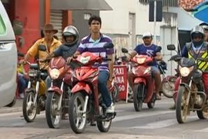 motos sergipe (Foto: TV Globo)