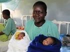 Gêmeos se chamam Obama e Romney (Thomas Mukoya/Reuters)